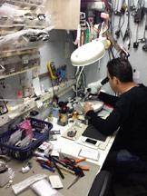 מעבדה לתיקון סלולר