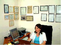 משרדי דינור מכון לפוליגרף