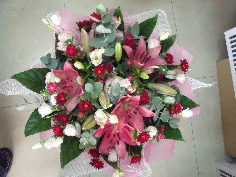 משלוחי זרי פרחים