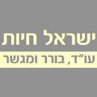 """ישראל חיות עו""""ד בורר ומגשר"""