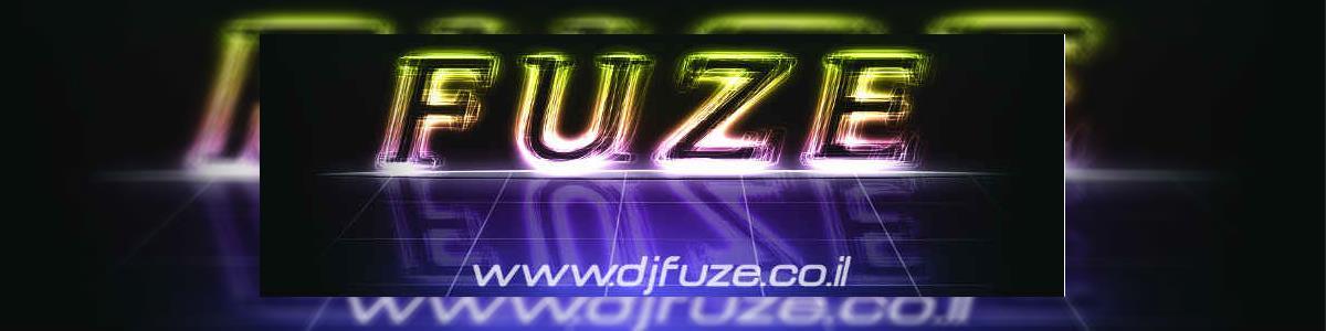 די ג'יי פיוז - fuze - תמונה ראשית