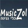 מוסיקזול - תמונת לוגו