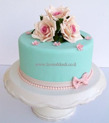 הכנת עוגות מיוחדות