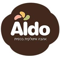 אלדו גלידה איטלקית - תמונת לוגו