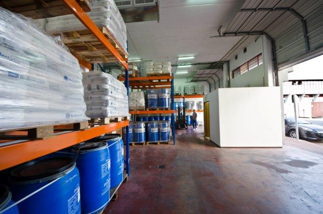 כימיקלים תעשייתיים