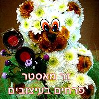 זר מאסטר-פרחים בעומר - תמונת לוגו