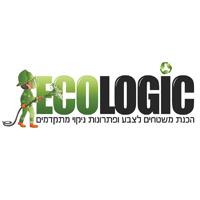 eco-logic התזת חול - תמונת לוגו