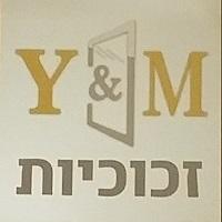 זכוכית Y&M