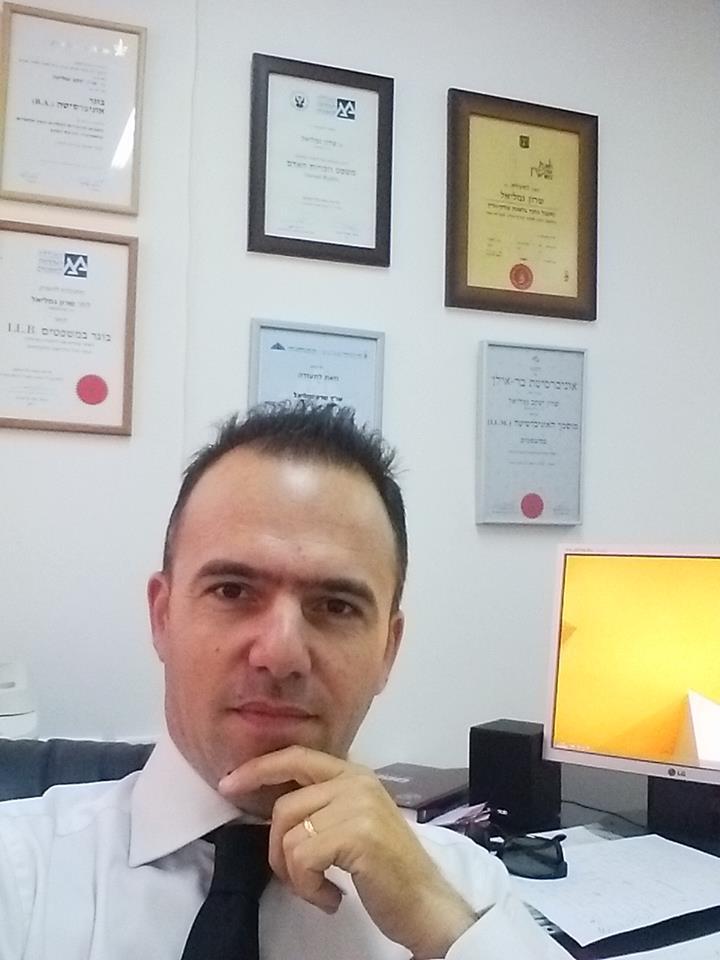 """עו""""ד גמליאל שרון"""