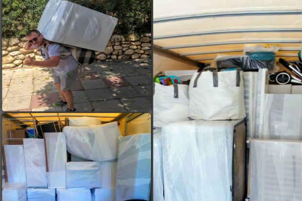 גלריית תמונות של MOVING PARTNER - הובלות מובינג פרטנר
