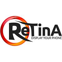 רטינה דיספליי-ReTinA Display