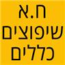 ח.א שיפוצים כללים - תמונת לוגו