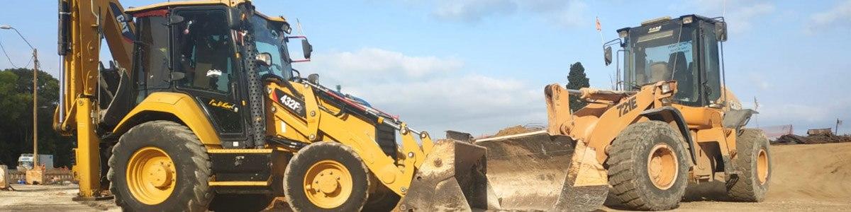 פאדי עבודות עפר ופיתוח - תמונה ראשית