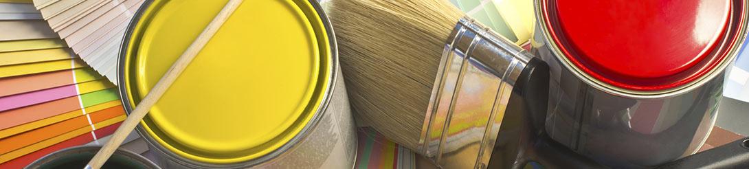 מחירון צבעים ועבודות צבע