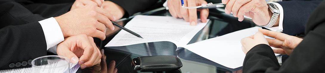 מחירון דיני משפט מסחרי - שכר טרחה מינימלי מומלץ