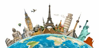 מידע על נסיעות וטיולים - תמונת המחשה