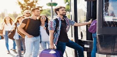 שירות אוטובוסים - שירותי התחבורה הפרטית - תמונת המחשה