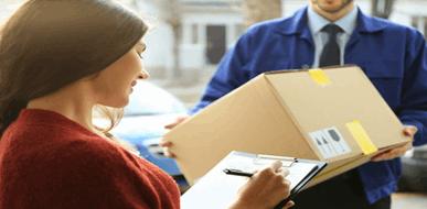 שירות שליחויות - ישירות לנמען, בלי עיכובים או טעויות - תמונת המחשה