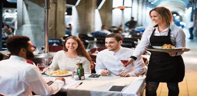 מסעדות יוקרה: עולה עולה לנו  - תמונת המחשה