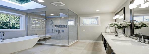מקלחוני זכוכית: יופי ופרקטיקה במקום אחד  - תמונת המחשה