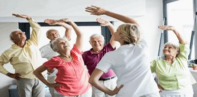 דיור מוגן לקשישים - תמונת המחשה