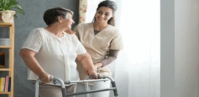 טיפול בחולה סיעודי - תמונת המחשה