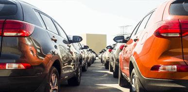 רכבים למכירה - תמונת המחשה