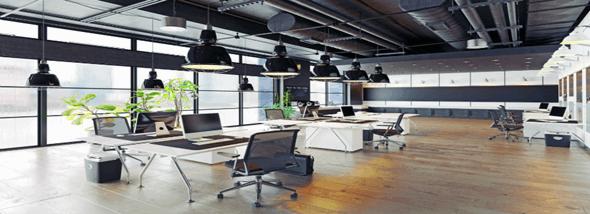 עיצוב רהיטי משרד - תמונת המחשה