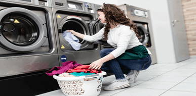 בחירת מכבסה - תמונת המחשה