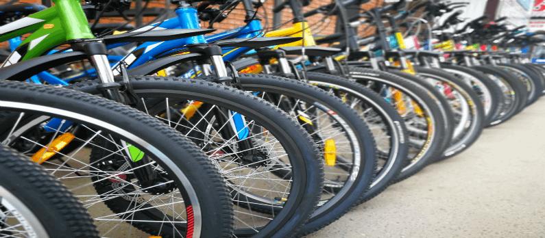 כתבות בנושא חנויות אופניים - תמונת אווירה