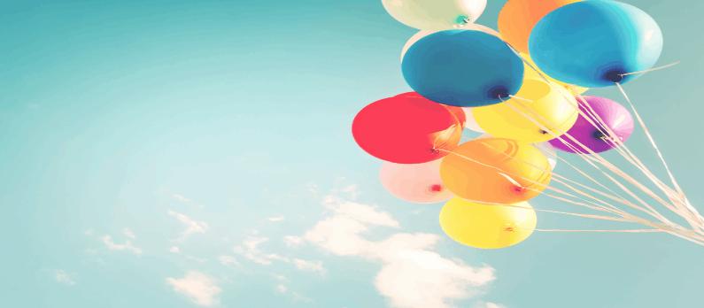 כתבות בנושא בלונים - תמונת אווירה