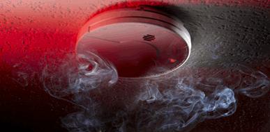 בטיחות אש - תמונת המחשה