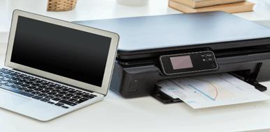 מוצרים מתכלים להדפסה - תמונת המחשה