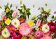 סידור פרחים מלאכותיים - תמונת המחשה