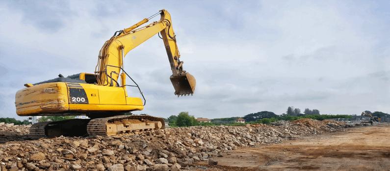כתבות בנושא עבודות עפר ופיתוח - תמונת אווירה