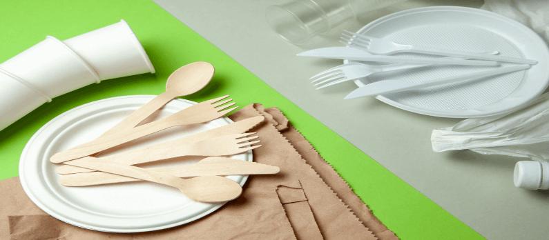 כתבות בנושא כלי אוכל חד פעמיים - תמונת אווירה