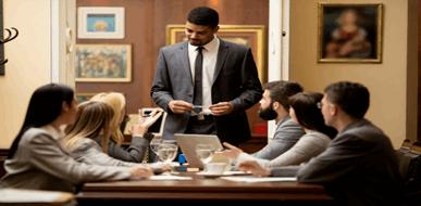 המדריך המלא לבחירת עורך דין - תמונת המחשה