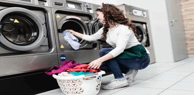 אחריות למכונת כביסה - תמונת המחשה