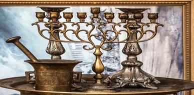 בין קודש לחול: מדריך לבחירת תשמישי קדושה ויודאיקה - תמונת המחשה