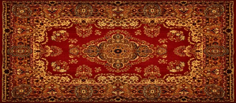 כתבות בנושא ניקוי שטיחים - תמונת אווירה