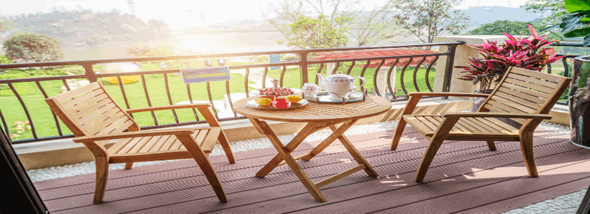 מרפסת החלומות: מדריך לריהוט המרפסת - תמונת המחשה
