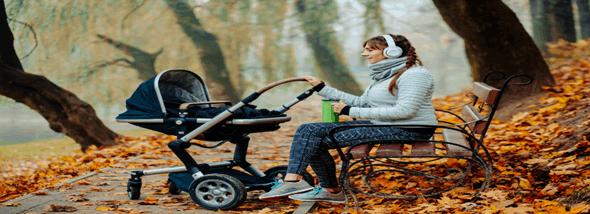 לטיולון יצאנו: המדריך לעגלות ילדים ותינוקות - תמונת המחשה