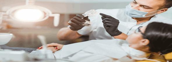 דרך הישר:  המדריך ליישור שיניים - אורתודונטיה - תמונת המחשה