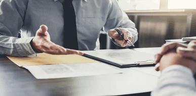 עבודה מוסכמת מראש: חוזה עבודה בין עובד למעסיקו - תמונת המחשה