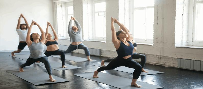 כתבות בנושא יוגה - תמונת אווירה