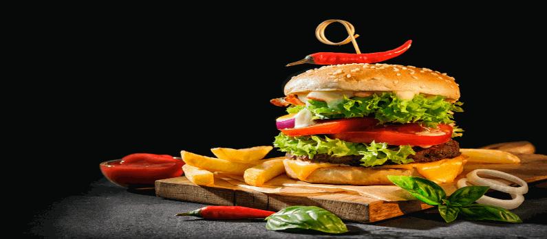 כתבות בנושא מזון מהיר - תמונת אווירה