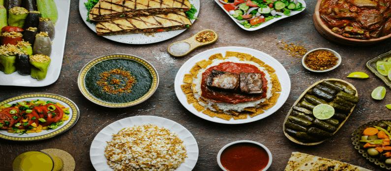 כתבות בנושא מסעדות מזרחיות - תמונת אווירה