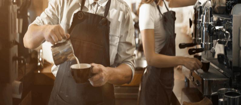כתבות בנושא מכונות קפה - תמונת אווירה