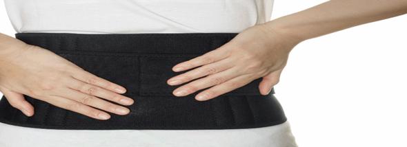 פריצת דיסק עושה לך כאבי גב? פיזיותרפיה - תתרגל לתרגל - תמונת המחשה