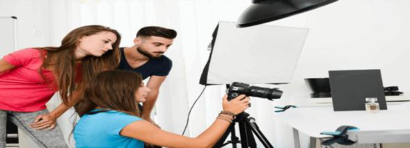 קורס צילום - אפשרויות לימוד ותחומי התמחות - תמונת המחשה